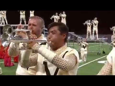 The highest notes ever played in DCI history