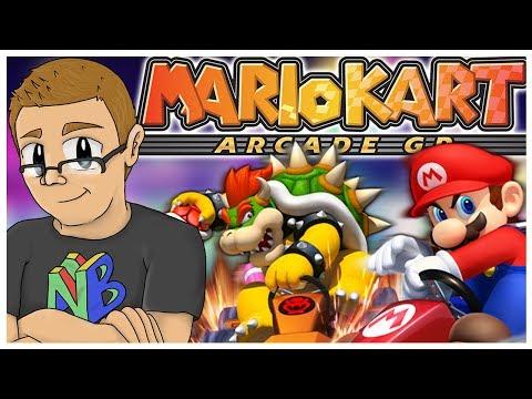 Mario Kart Arcade GP - Nathaniel Bandy