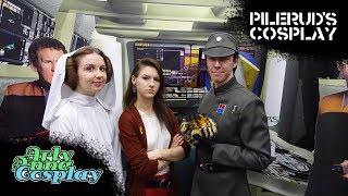 Pilerud & Arty Anna Cosplay - SciFiWorld Stockholm 2017
