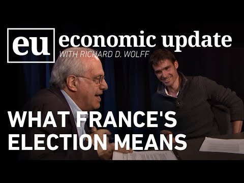 Economic Update:  What France's Election Means