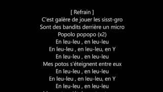 Sadek ft Niska - En leuleu Paroles
