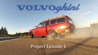 Volvoghini project Ep 6. Modify the Lamborghni block and new clutch
