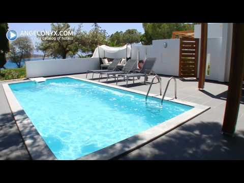 Minos Beach Art Hotel 5★ Hotel Crete Greece