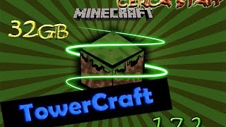 Minecraft Server - TowerCraft 1.7.2 - Cerca Staff & Vi Aspettiamo!
