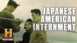 Japanese-American Internment During WWII   History