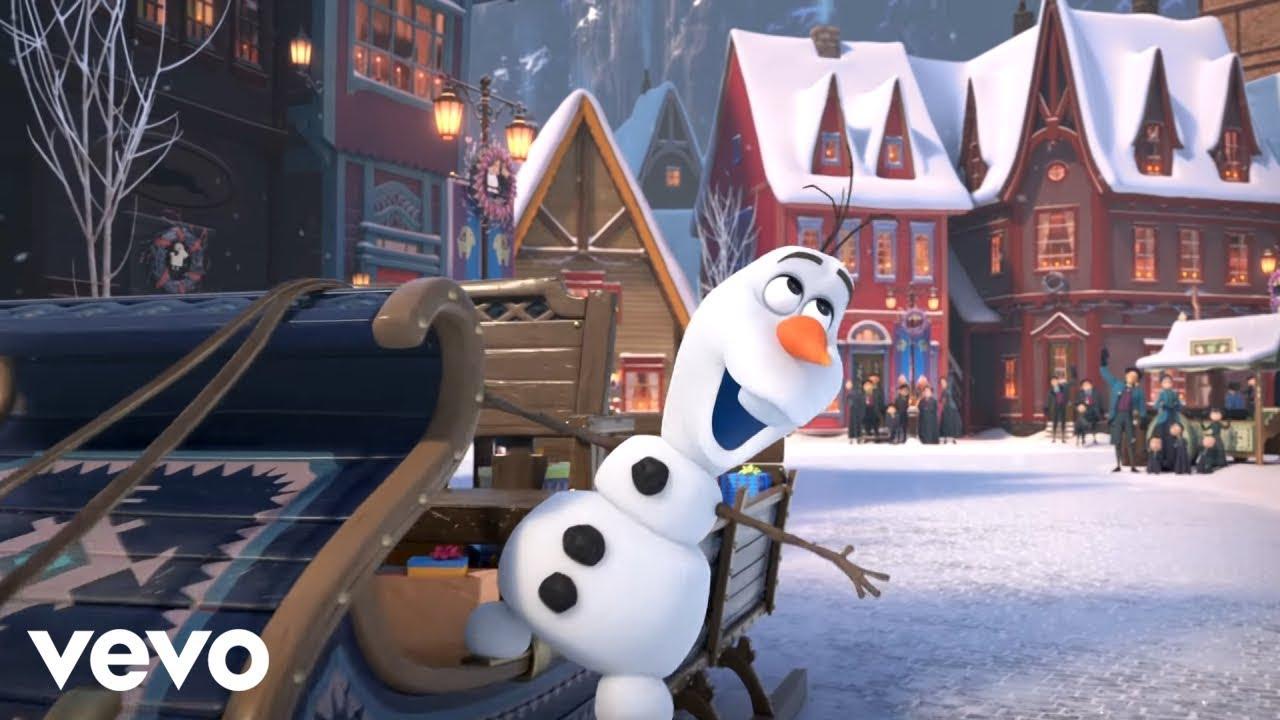 Frozen Olaf Taut Auf