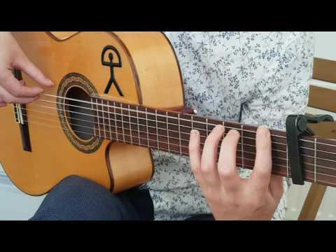 Flamenco Scale Exercises - E Phrygian
