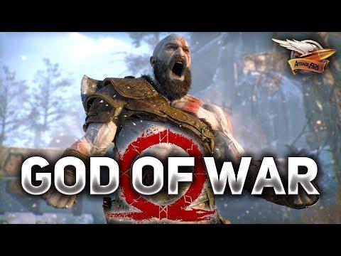 GOD OF WAR 2018 - Прохождение - Часть 1