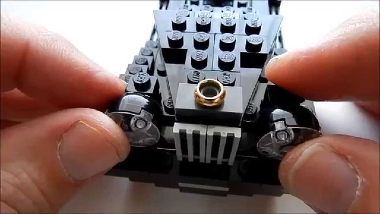 How to build your own old lego custom car - YouTube