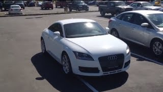 Audi TT Coupe 2008 Pictures Videos