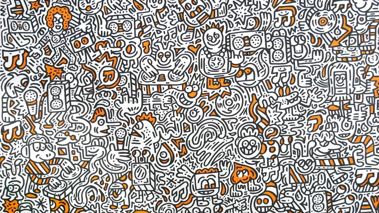 Mr Doodle Live Stream