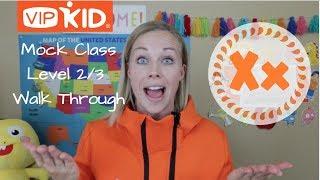 VIPKID Level 2/3 Mock: Letter Xx (10 Minute Lesson Walk Through With Tips to Pass)