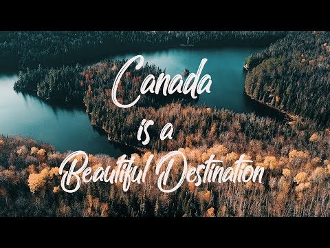 CANADA is BEAUTIFUL (SAM KOLDER x JR ALLI inspired) – Cinemactic Travel Video