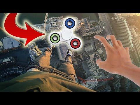 TOP 75 BEST Fidget Spinner Tricks Video (Ultimate Fidget Spinner Trick Shots Compilation)