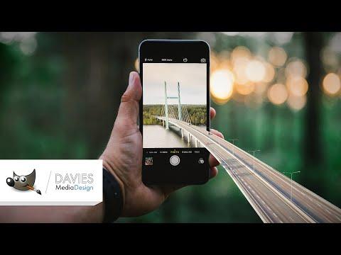 GIMP Tutorial: Smart Phone Photo Manipulation thumbnail