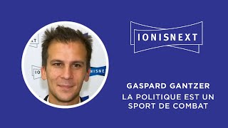 La politique est un sport de combat   Gaspard Gantzer ex conseiller com' de François Hollande
