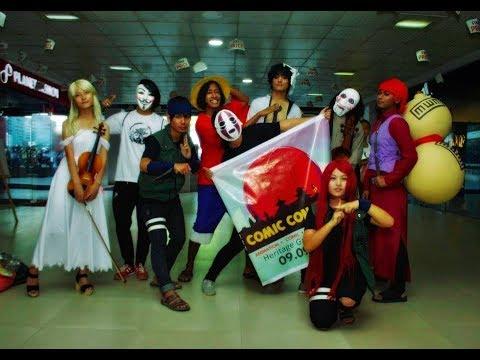 Comic Con Nepal Pre Event | Civil Mall