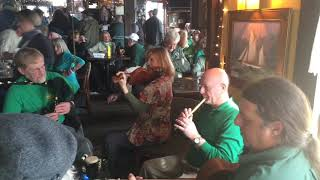 Paddy's Day at O'Shea's Olde Inne 3-17-2015