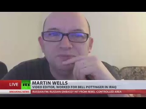 Pentagon paid UK PR firm $540mn to make fake terrorist videos during Iraq war