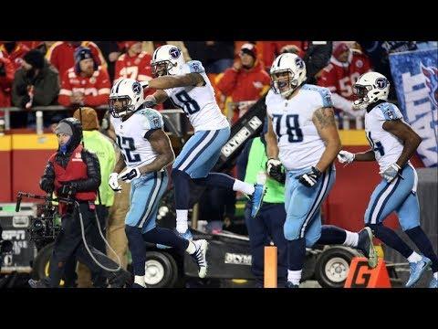 Tennessee Titans vs. Kansas City Chiefs 2018 AFC Wild Card Game Highlights | NFL