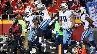 Tennessee Titans vs. Kansas City Chiefs 2018 AFC Wild Card Game Highlights | NFL
