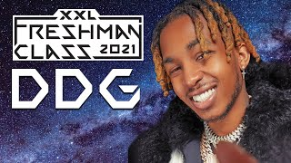 DDG's 2021 XXL Freshman Freestyle