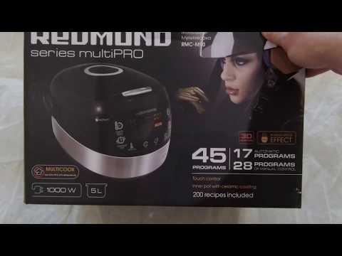 Мультиварка REDMOND RMC-M90