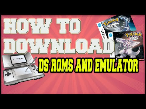 How To Download DS Roms And Emulators On PC 2020