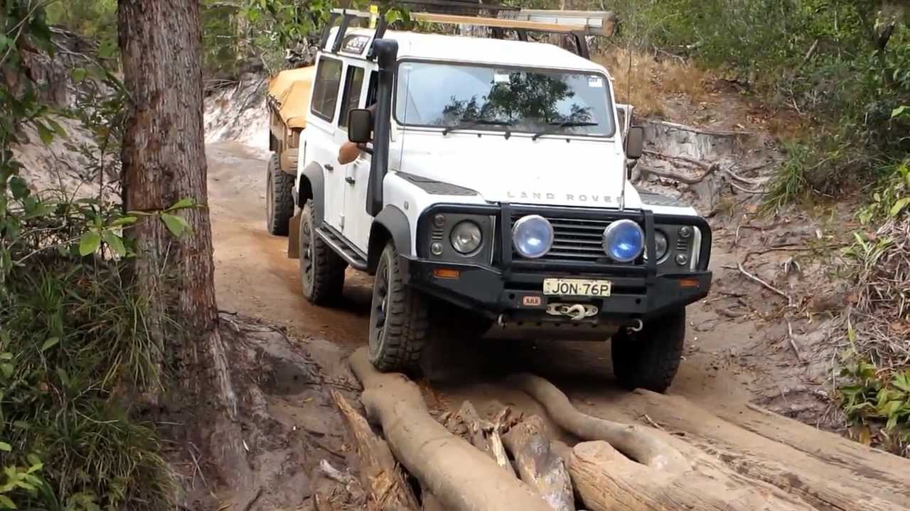 Cape York - Land Rover Defender - The Old Telegraph Track & The Tip