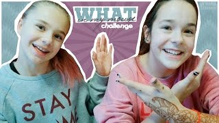 WHAT IS IN MY MOUTH CHALLENGE ???