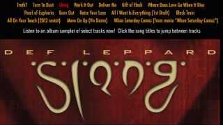 Baixar DEF LEPPARD - SLANG (Deluxe Edition) - Album Sampler (Select Tracks)