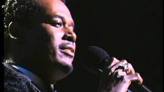 #nowwatching Luther Vandross LIVE - So Amazing
