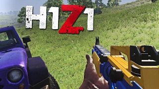 CRAZIEST DUOS MATCH EVER!   H1Z1 King of the Kill #15 ft. BigT