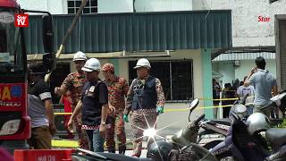 Bomba: HKL engineering team prevented oxygen tanks from blowing up