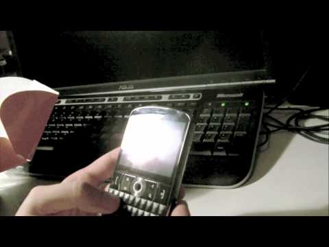 Acer beTouch E130, unboxing by AndroidWorld.it