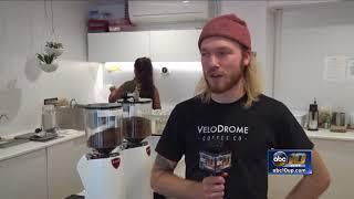 Velodrome Coffee hosts grand celebration