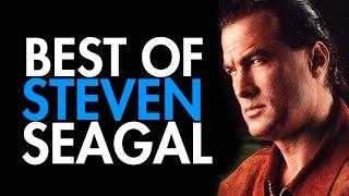 Steven Seagal's Best Fight Scenes!