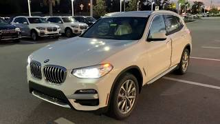 2019 BMW X3 Product Walk Around Review
