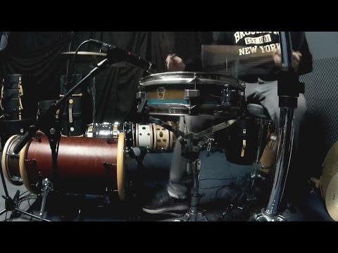 STEVE JORDAN - Wait Until Tomorrow (John Mayer Trio) [Drum Cover] By Miki Grau