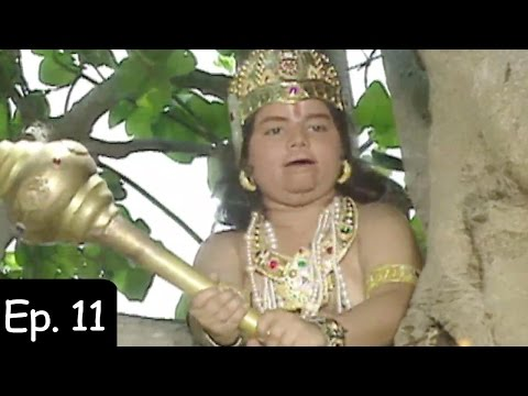Jai Hanuman | Bajrang Bali | Hindi Serial - Full Episode 11