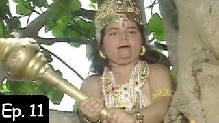 Video Jai Hanuman | Bajrang Bali | Hindi Serial - Full Episode 11 download MP3, 3GP, MP4, WEBM, AVI, FLV September 2017