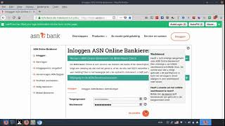 internetbankieren asnbank