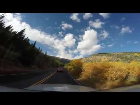 Loveland to Lake Granby Colorado  Oct.2014