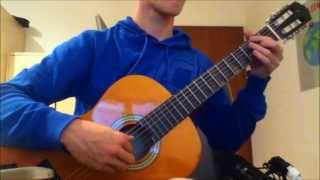 Marriage D'Amour - Classical  Guitar by Kozho