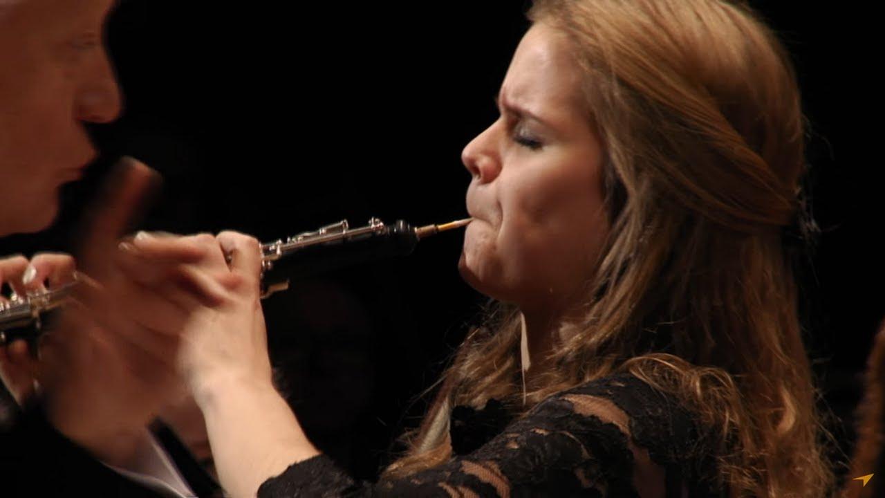 Astor Piazzolla - Oblivion, Alicja Matuszczyk - oboe