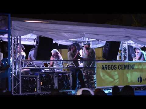 St. Maarten Band Clash Competition 2017 St. Maarten Carnival