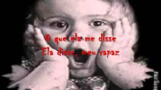 raimundos I Saw You Saying (That You Say That You Saw) tradução