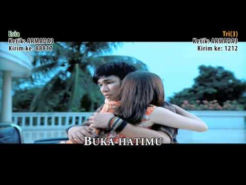 Armada - Buka Hatimu With Lirik/lyric (karaoke)