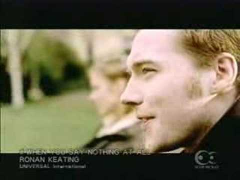 Ronan Keating - When you say nothing at all (spoof) - the froggy remix