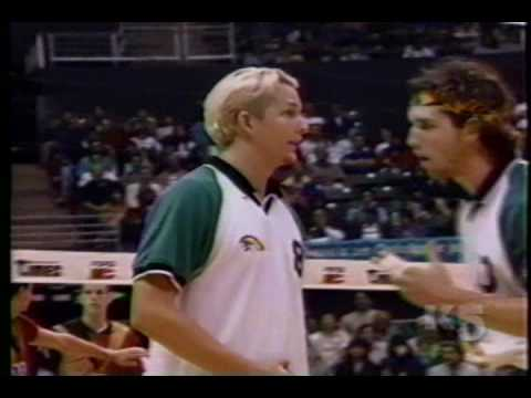 Hawaii Warrior Men Volleyball '97 -  Warriors Vs Laval (part 3 of 7)